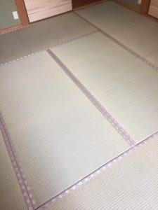 北九州市(N様邸)畳を納品いたしました