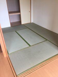 大野城市(K様邸)畳を納品いたしました
