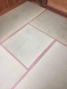 大野城市(Y様邸)畳を新調し、納品いたしました