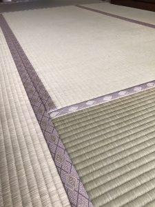 福津市(O様邸)畳を納品いたしました
