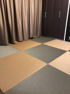 宮崎市(O様邸)畳を納品いたしました