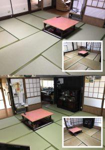 日南市(N様邸)畳を納付いたしました