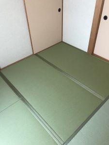 人吉市(M様邸)畳を納品いたしました。