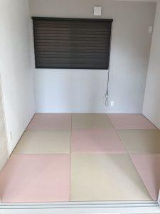 宮崎市(S様邸:新築)畳を納品いたしました。